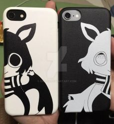 Lem and Rom iPhone case by Kiki-CR