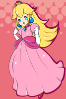 Peach by LeGonchi