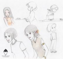 2013 03 29 - croquis by LaSentinelle