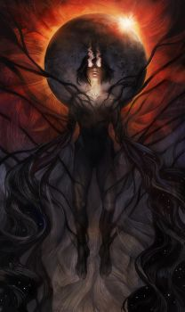 Month Of Fear: Darkness by juliedillon