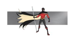 Redesign : Red robin Part 1 by Toks-S