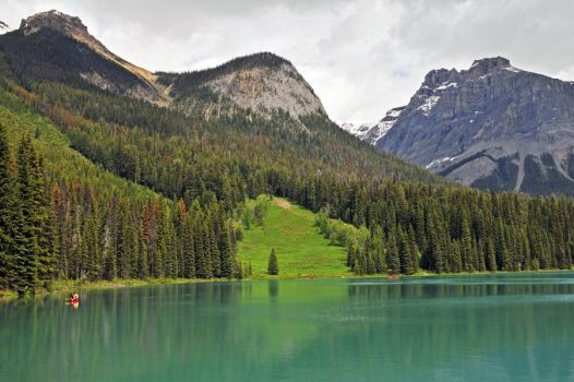 Emerald Lake 1 by timtam4