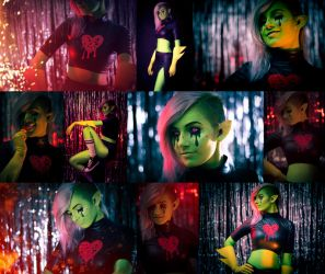 Lord Dominator Cosplay by Glasmond
