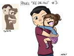 Panel 'Redraw' 3 by MeowMix72