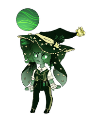 [Adopt] Plant Witch by Lunsyy