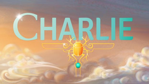 CHARLIE - Logo Design by griffon3d