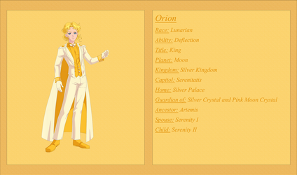 Orion Character Sheet by Osabu-San