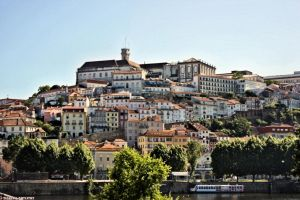 Coimbra, Portugal by Tigles1Artistry