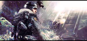 Fear The Future Metro 2033 sig by KajotY