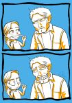 Pops' Learns To Smile by InYuJi