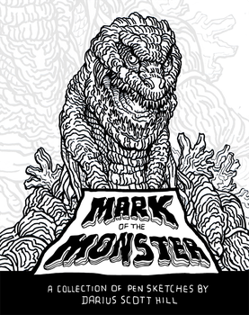 Mark of the Monster (Cover Art) by burntmoth19