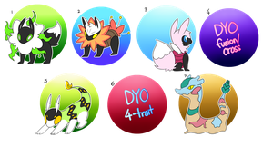 pkmnation: bugs clutches (high BA) by peariphery