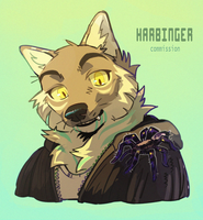 Harbinger by murkbone