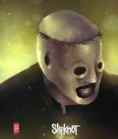 corey slipknot by pandumahardika