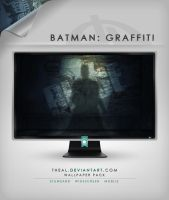 Batman: Graffiti by TheAL