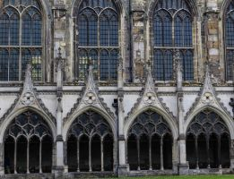 Canterbury cathedral 13 by FubukiNoKo