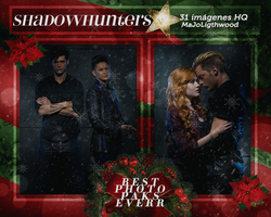 Photopack 5934 - Shadowhunters. by southsidepngs