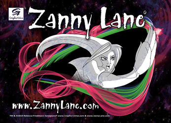 Zanny Lane: Promo by GraphicAnime
