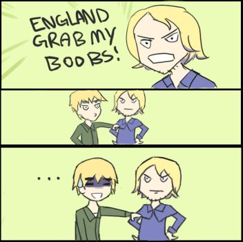 ENGLAND AND FRANCE'S ADVENTURE by Cherriie-pops