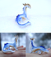 Little dragon thing by Toivoshi