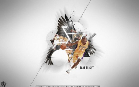 Kobe Bryant Wallpaper by IshaanMishra