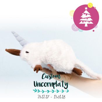 Custom Unicornplaty Christmas Discount by Greencherryplum