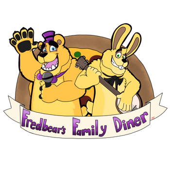 Fredbears Family Diner by themaskedhunter