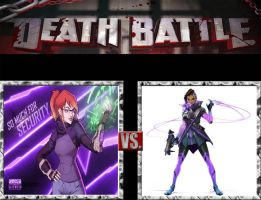 Request #174 Safeword vs Sombra by LukeAlanBundesen