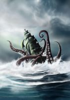 Kraken by Jaelle