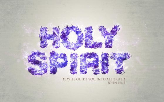 Holy Spirit - Wallpaper by mostpato