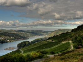 Rhine Valley by signmeupscotty