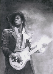 Prince by Richard-M-Williams