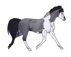 Horse adopt 151 - Sold by Miss-Adopts