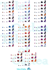 Tales of Ostlea: Rats by RhynnCollins