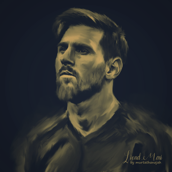 messi by mrnj97