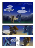 Obstacles - Chapter 5: The Path To Success, page 1 by IcelectricSpyro