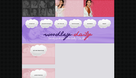 Non-Ordered Layout ft. Shailene Woodley #2 by Kate-Mikaelson