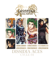 Dissidia Aces 2 - Preliminary Round by Vianiel