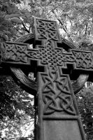 Celtic cross by babus