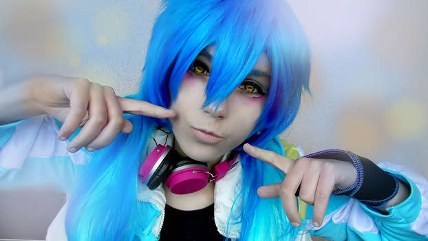 Aoba Cosplay 5 by betweenmyface