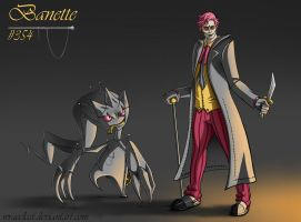 Banette Concept - Classic Joker Remix by Wraeclast