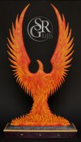 Special Wand No.11 ''The Phoenix'' by SRG-Wands