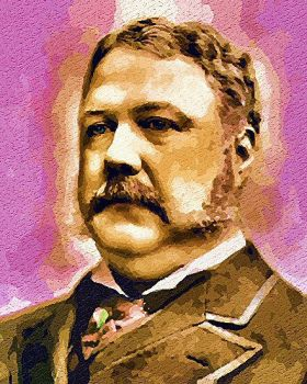 Chester Arthur by peterpicture