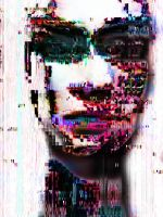 Glitch Girl 1 by ECHOOHCE