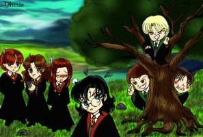 Harry Potter SD by Dhesia