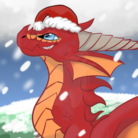 White Christmas by ThreeSilences