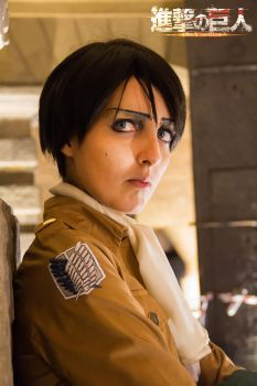 Levi / Rivaille Cosplay by Wendyland