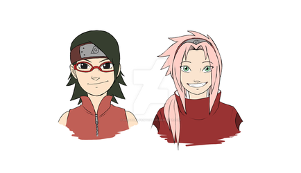 Naruto-The Uchiha kids by HinataElyonToph