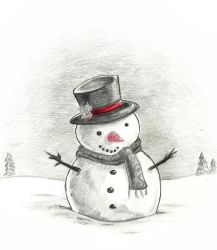 SnowMan by TurquoiseSpark
