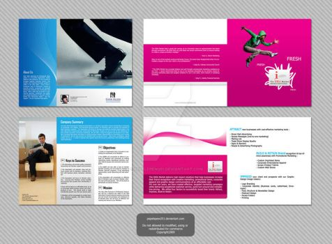 Brochure folio by pepelepew251